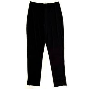 Sympli Womens Pants Size 10 Black